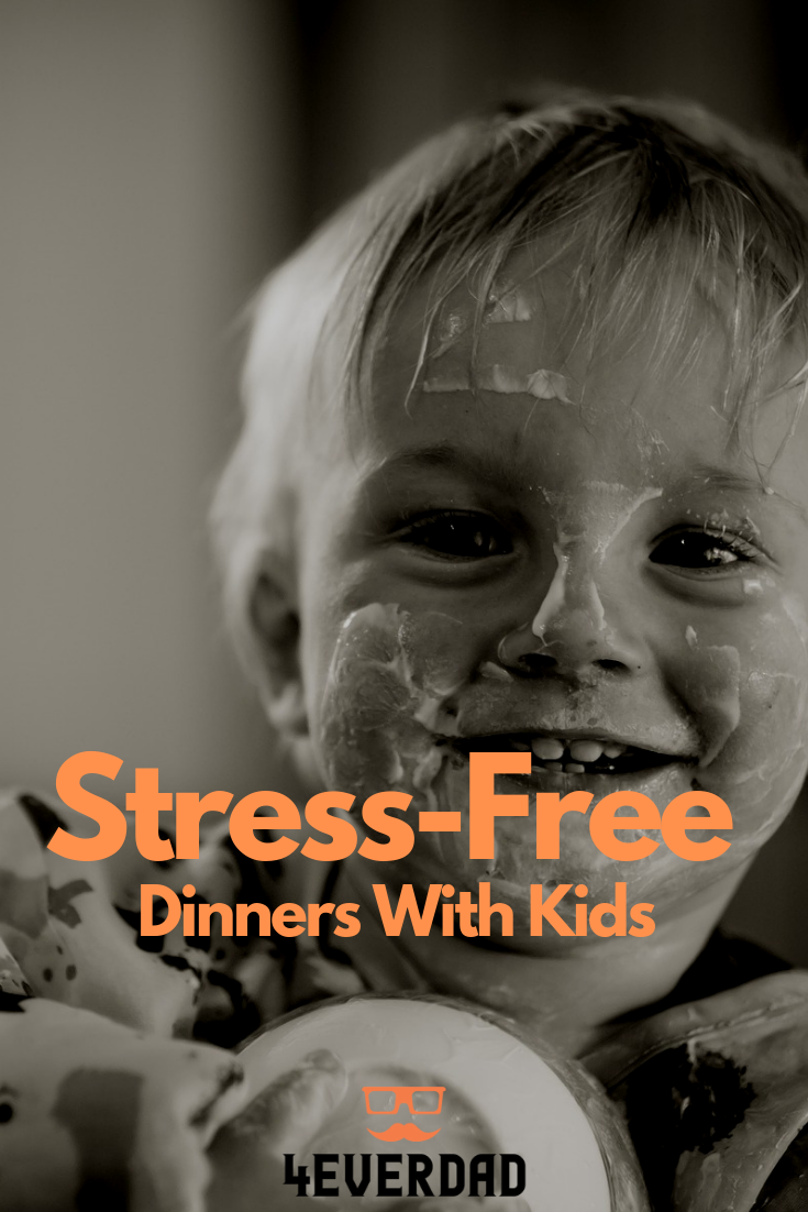 How to Have Fun, Stress-Free Weeknight Dinners with Kids images