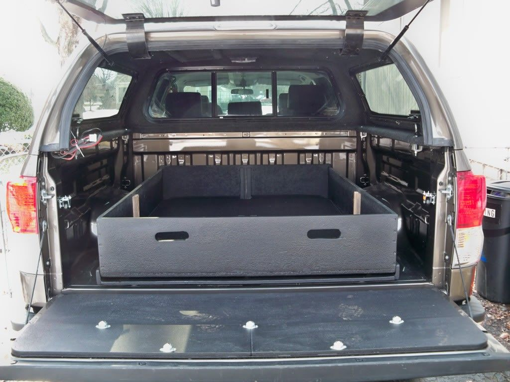 Pictures diy bed storage system for my truck projects to try pictures diy bed storage system for my truck sciox Choice Image