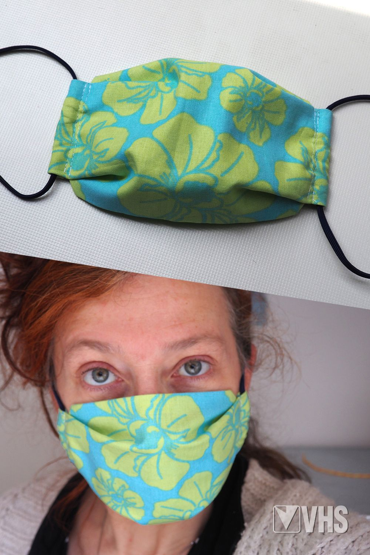 Mund-Nasen-Schutz selbst nähen
