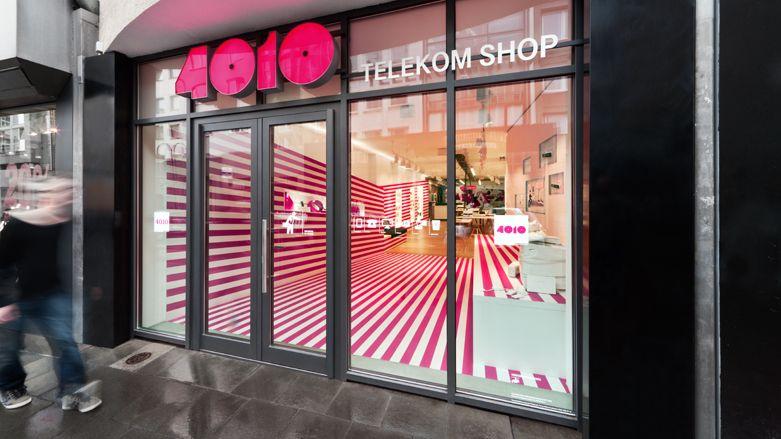 4010 Store, Köln Telekom shop, Telekom, Shops