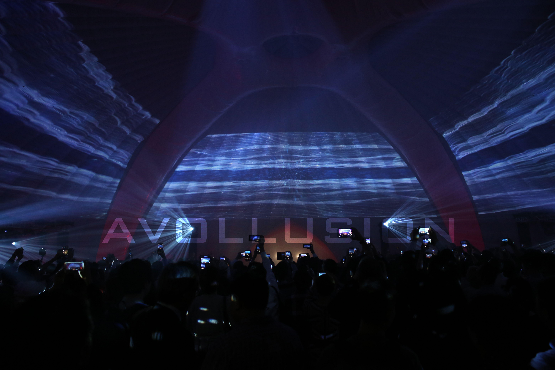 Audi TT launch in Hong Kong  #projection #3dprojection #avsupplier #audiovideosupplier #hongkongevents