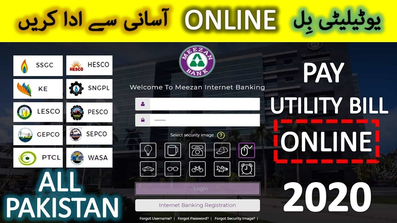 How to pay online utility bills all from home in just