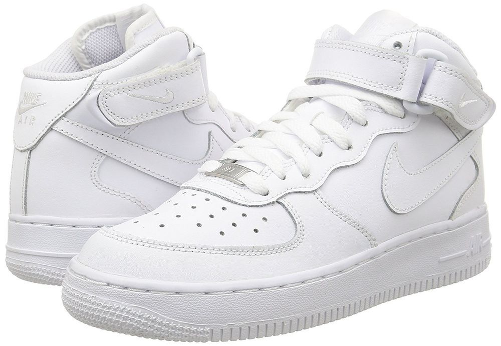 eBay #Sponsored NIKE AIR FORCE 1 MID (GS) Boys sneakers