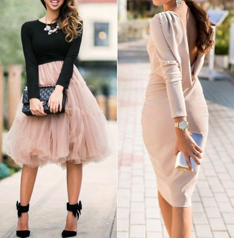 e88587c1c759 24 Chic Fall Wedding Guest Outfits For Ladies