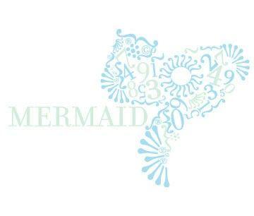 Mermaid typeface