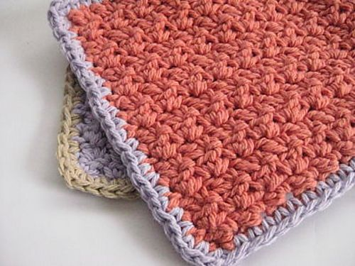 Ravelry Easy Peasy Washcloth Pattern By Marie Biswell Free Pattern