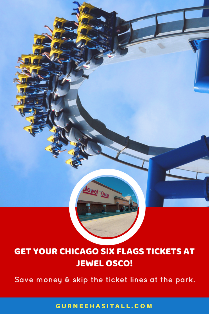 Jewel Discount Six Flags Tickets Great America Six Flags Flag