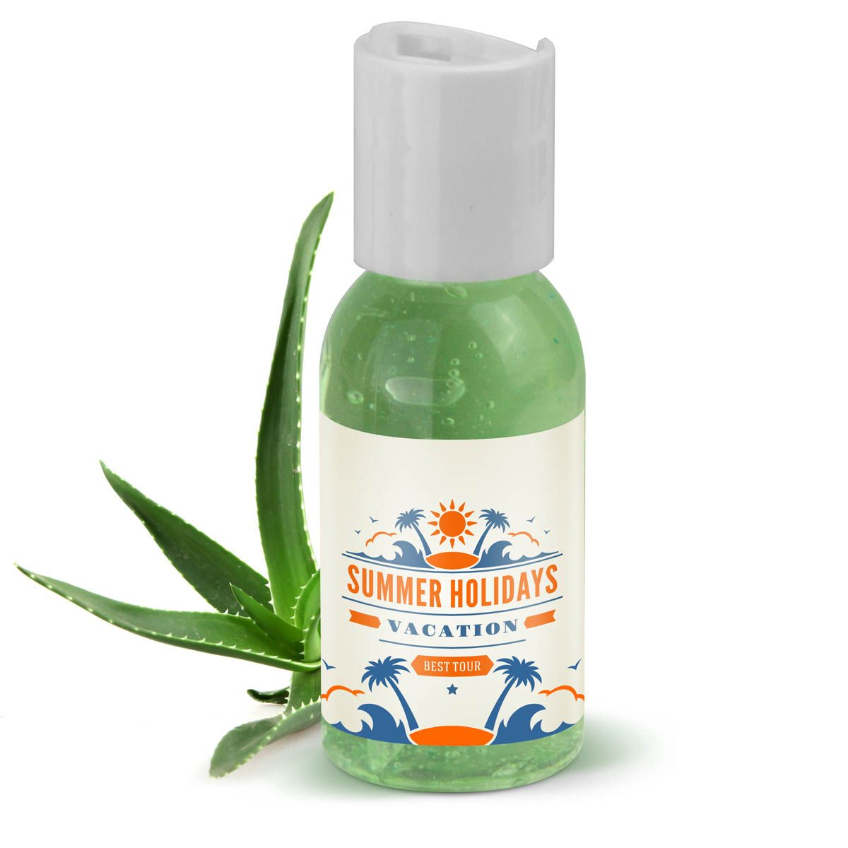 After A Day In The Sun Treat Your Skin With Our Soothing Aloe