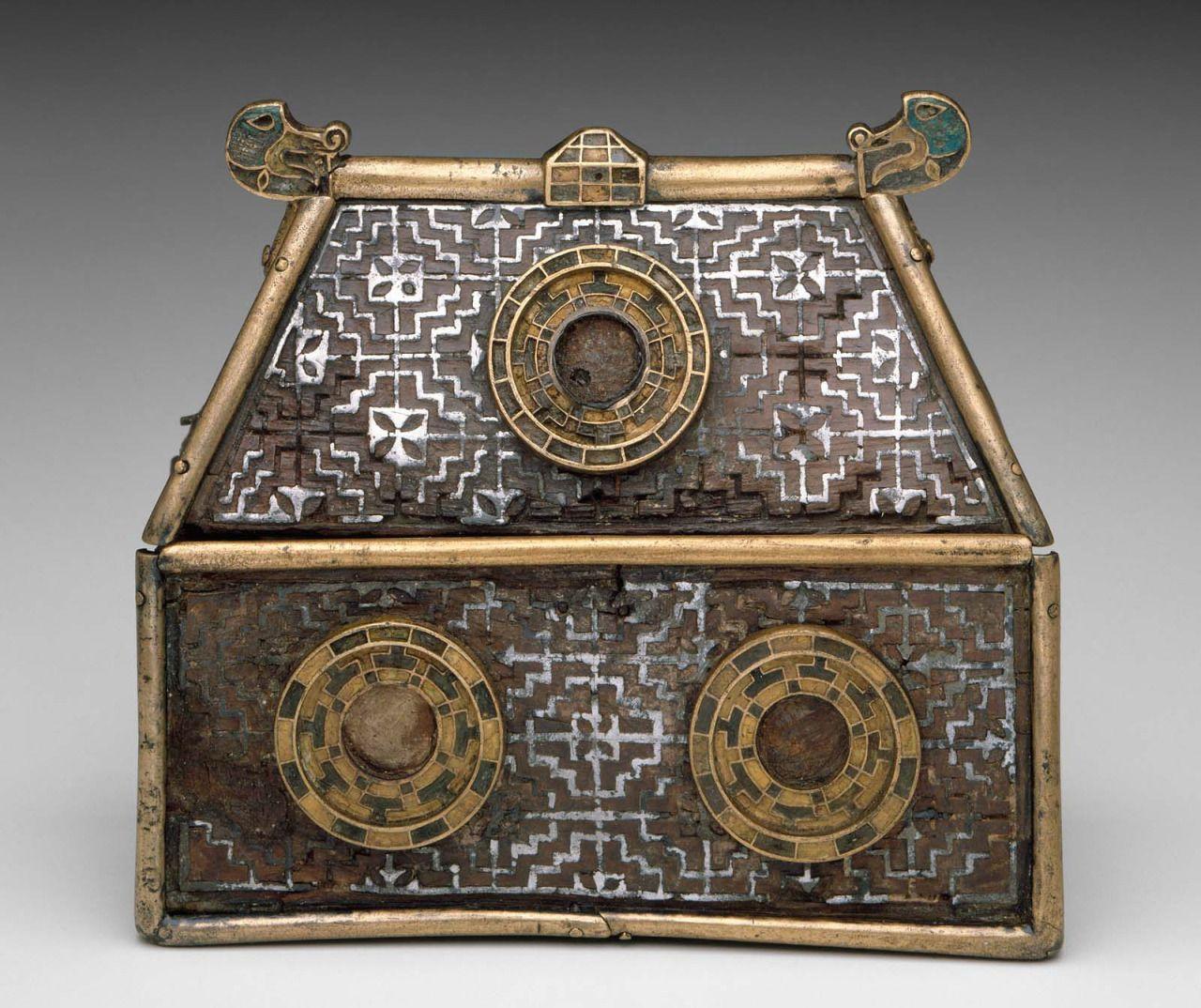 Emly Shrine - Irish Reliquary Casket Late 7th