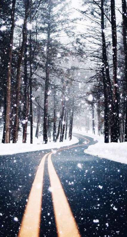 24  Ideas winter wallpaper iphone backgrounds snow #fallwallpaperiphone