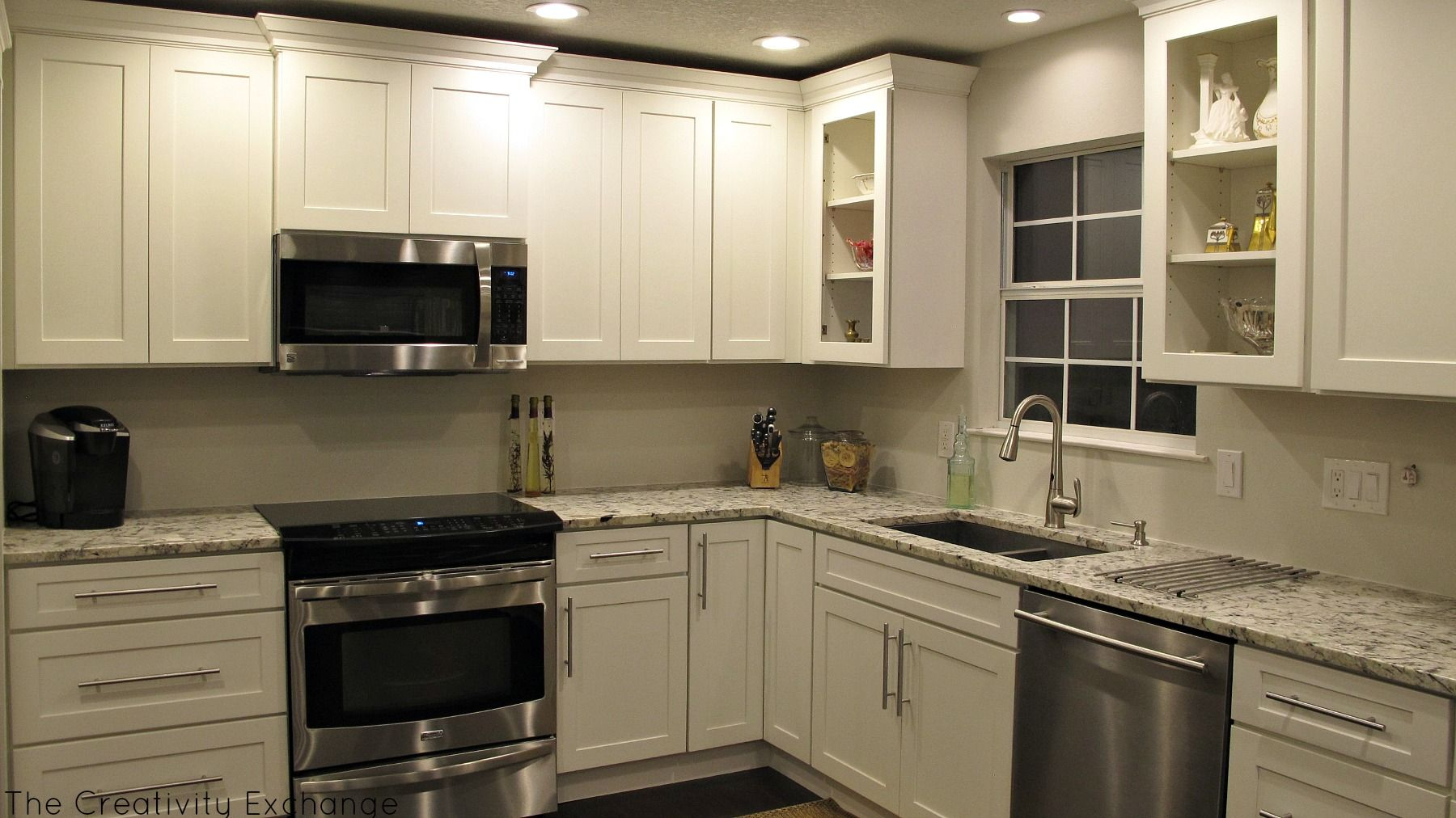 Cousin frank 39 s amazing kitchen remodel before after for Amazing small kitchens