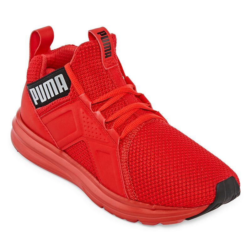 Puma Enzo Boys Sneakers Lace-up