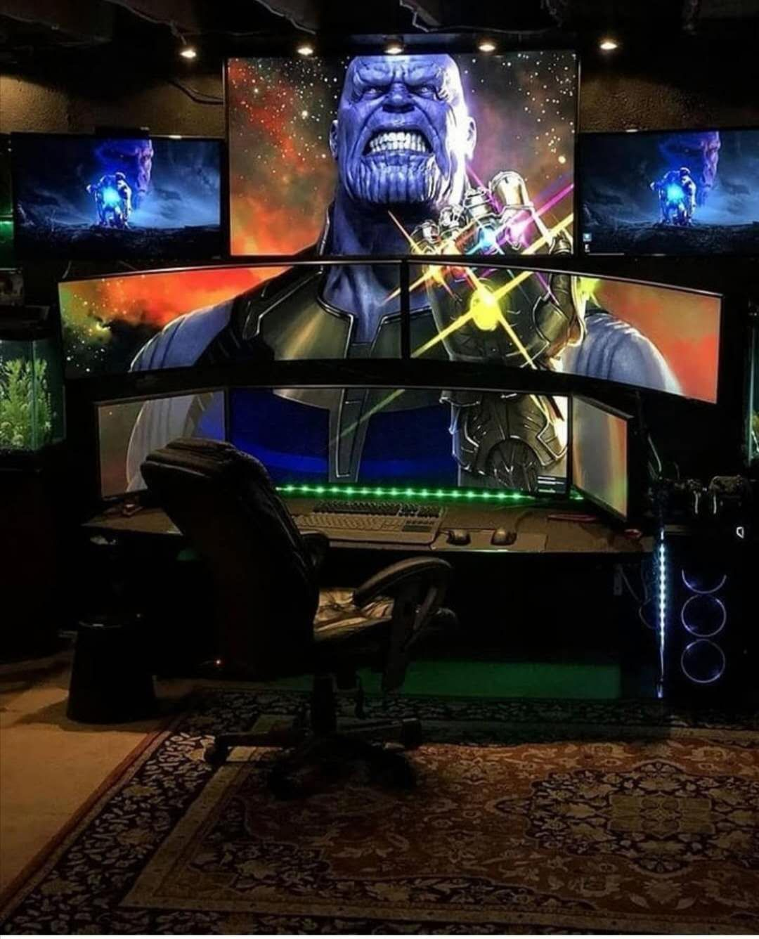 The Coolest Personal PC Setup Collection #gamingsetup