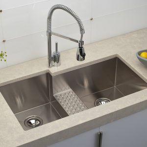 Best Rated Stainless Steel Undermount Kitchen Sinks   house ...