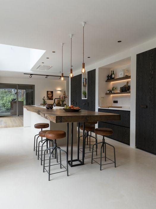 Iets Nieuws Achterwand opstelling, SALMA | Keuken - Kitchen decor, Kitchen &MJ39