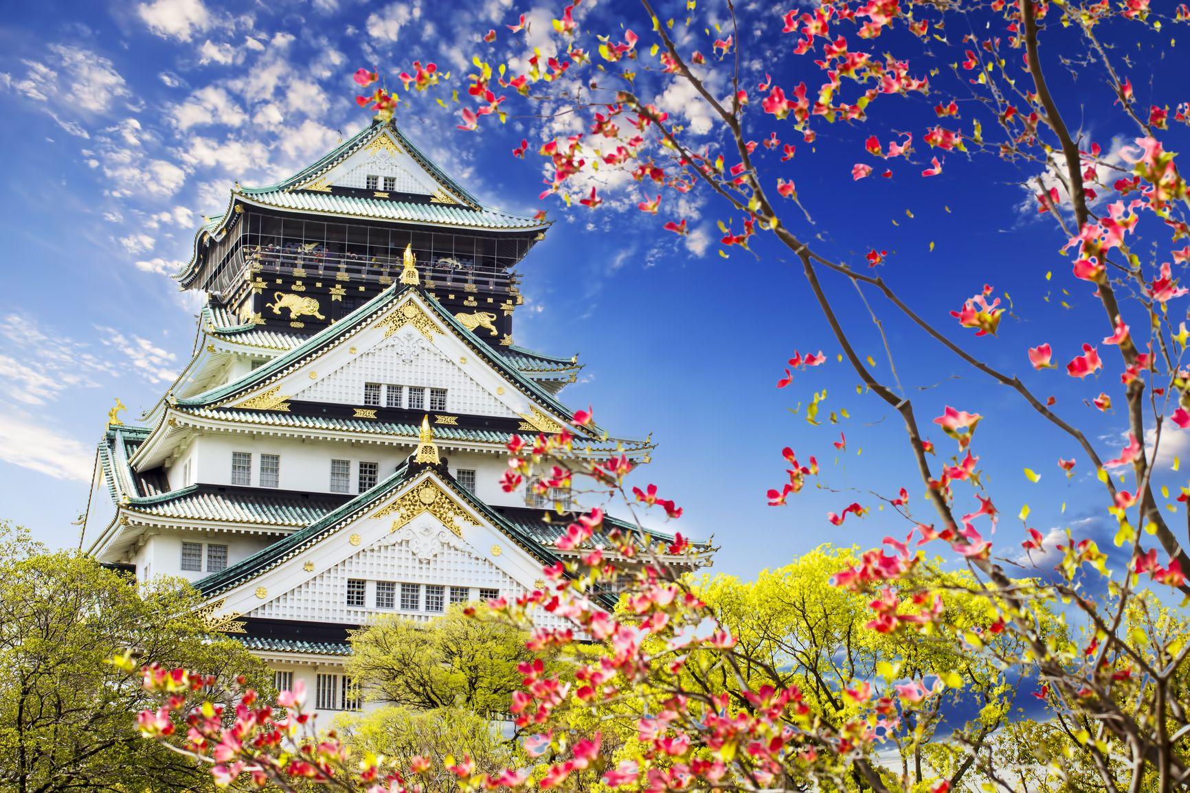 Vol aller-retour: Montréal - Osaka pour $987! #yulair #voyage