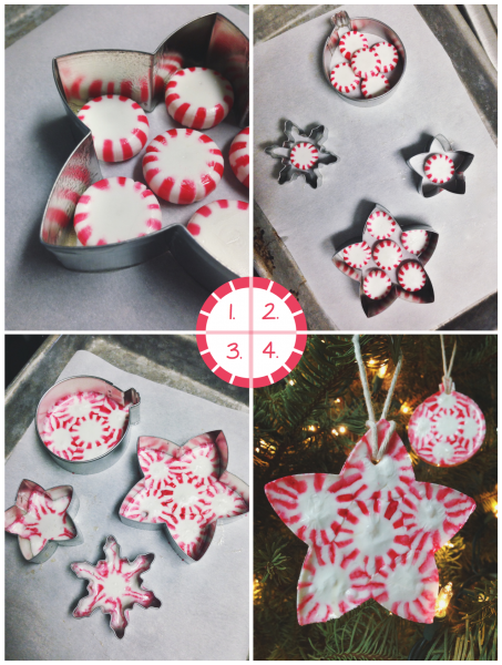 Creative Christmas Ornaments DIY from Cookie Cutters #Christmas, #Craft - Creative Christmas Ornaments DIY From Cookie Cutters Fab Art DIY