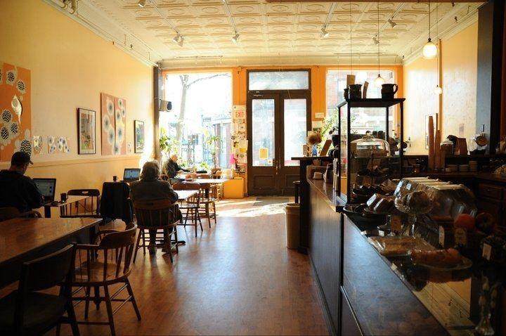 South Street Cafe Bakery Bennington Vermont Coffee Shop Coffee Uses Verve Coffee