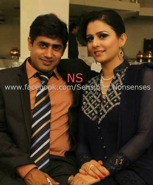 Abrar With Wife Celebrity Couples Celebrities Singer