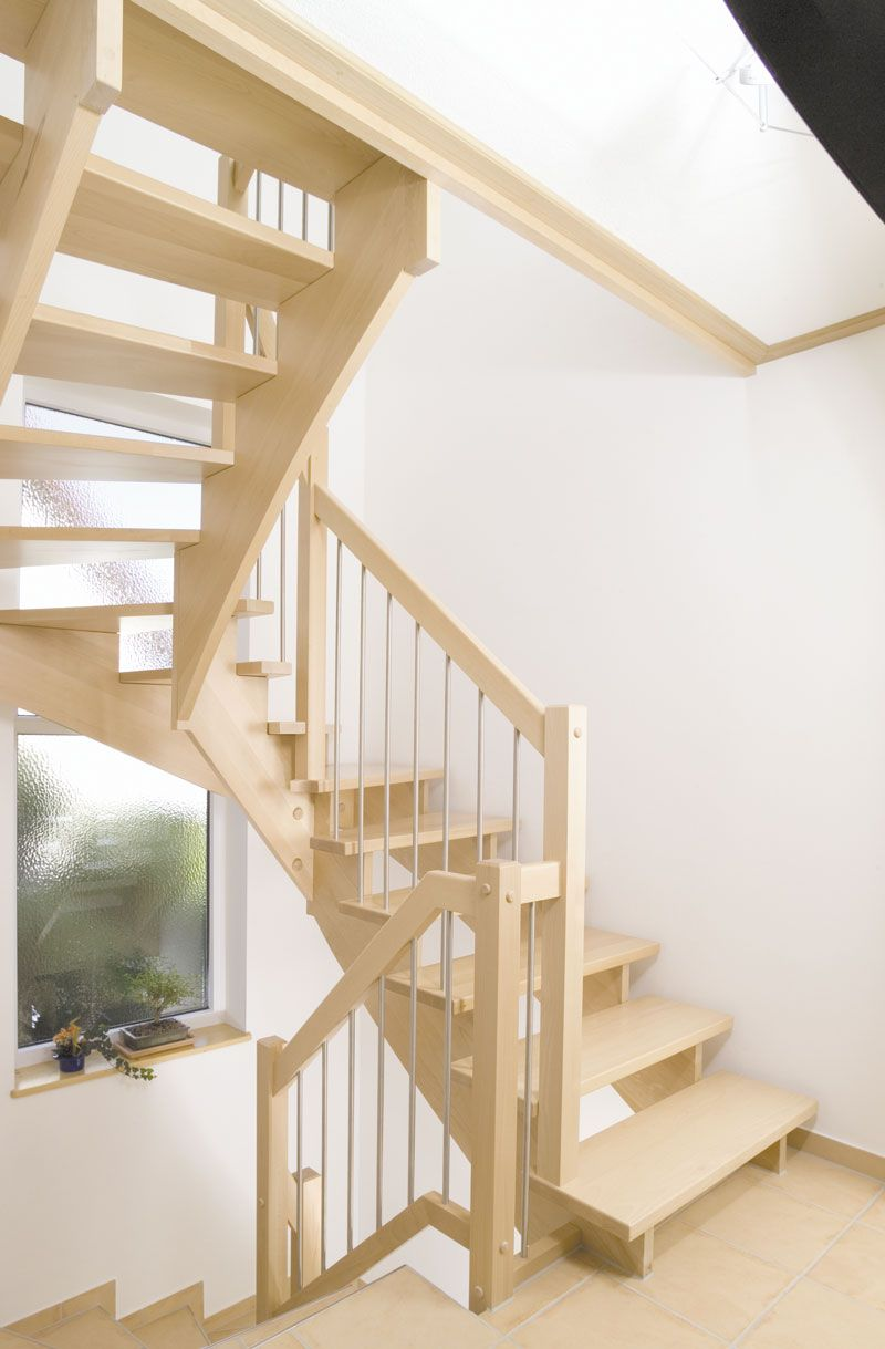 aufgesattelte treppe metall gel nderst be woodline in 2018 pinterest treppe treppe haus. Black Bedroom Furniture Sets. Home Design Ideas