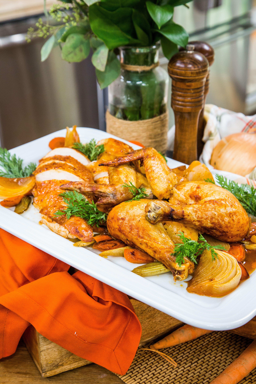 OnePan Chop Chop Chicken Recipe Chicken, Chicken home