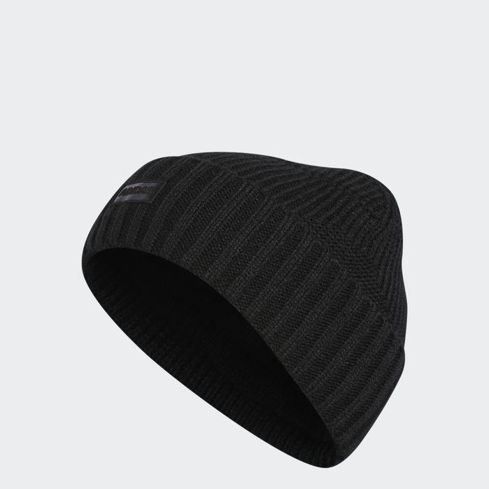Pine Knot Beanie Black Mens Black Adidas 0c6ad153c4d