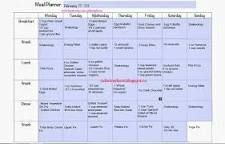 Image Result For Supreme 90 Day Meal Plan Meal Planning How To Plan Meals