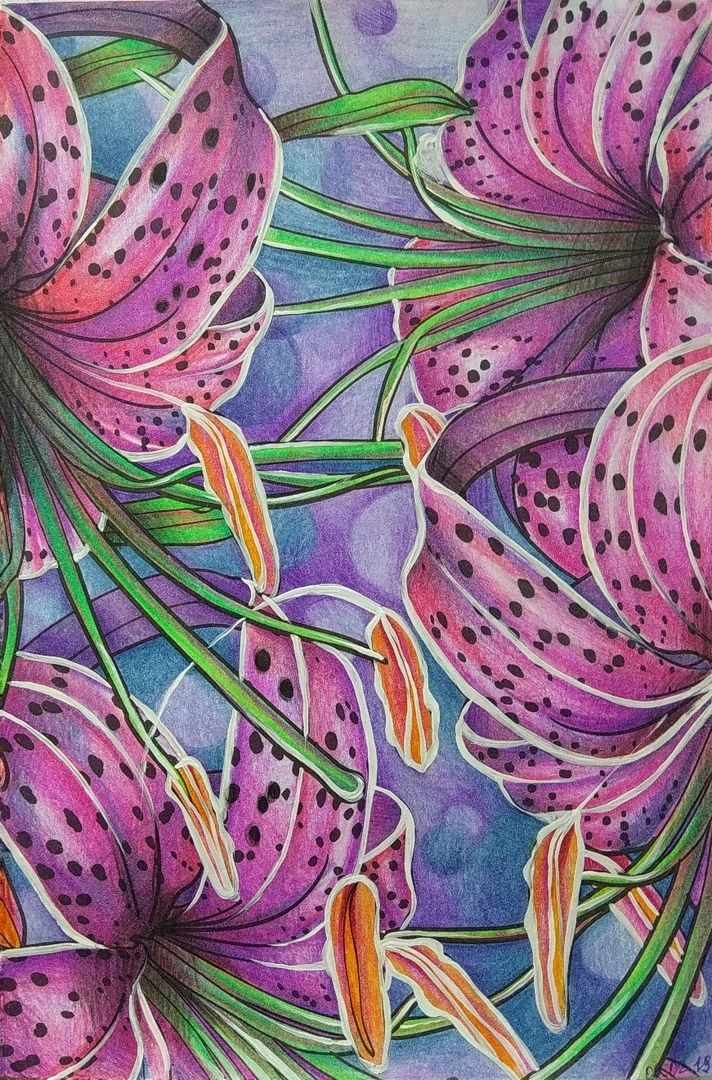 Антистресс раскраски для взрослых. Арт-терапия | Painting ...