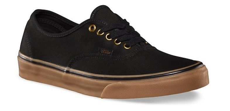Vans Brown And Black