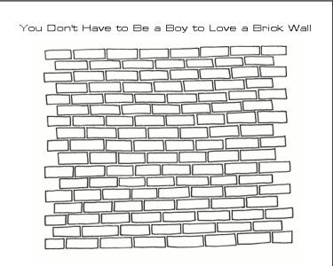 Brick Coloring Page Coloring For Kids Coloring Pages Free