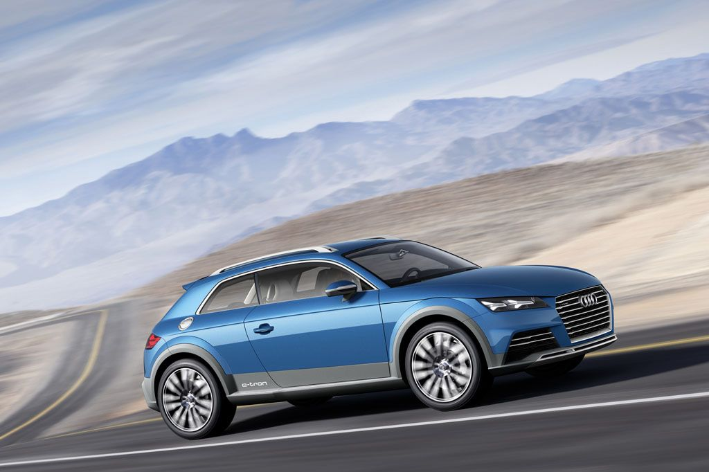 Audi Allroad Shooting Brake : le crossover sportif !