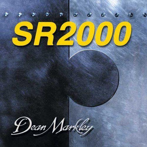 dean markley sr2000 bass 5 string ml 2693 tapered bass guitar strings 046 125 by dean. Black Bedroom Furniture Sets. Home Design Ideas