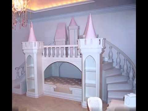 different themes for little girls bedrooms | DIY Disney princess ...