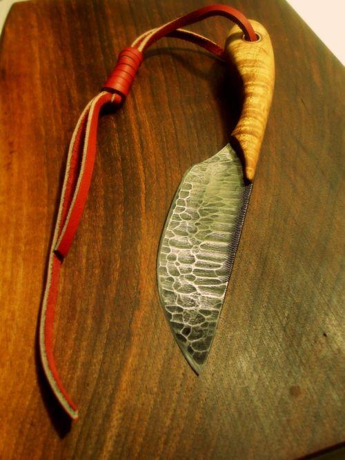 Knife by Frederick Scanlen