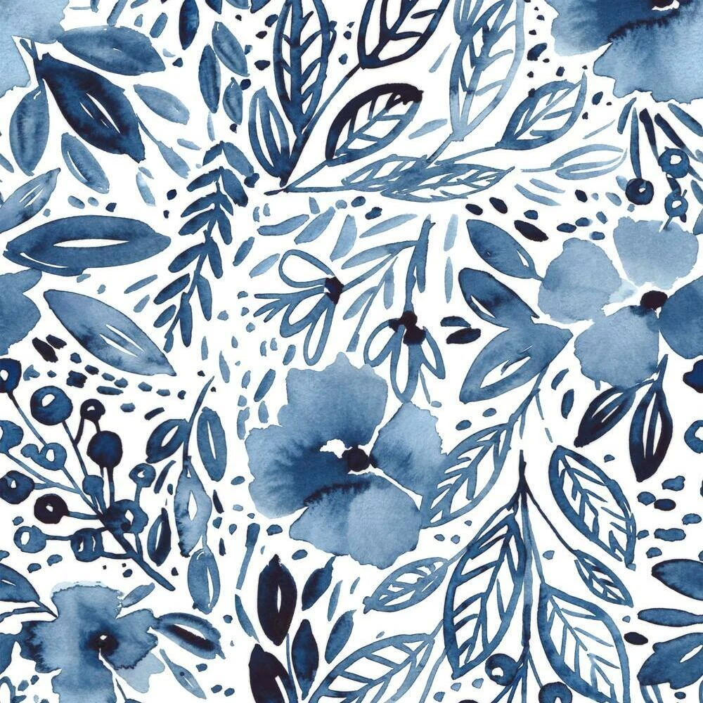 Clara Jean April Showers Peel and Stick Wallpaper