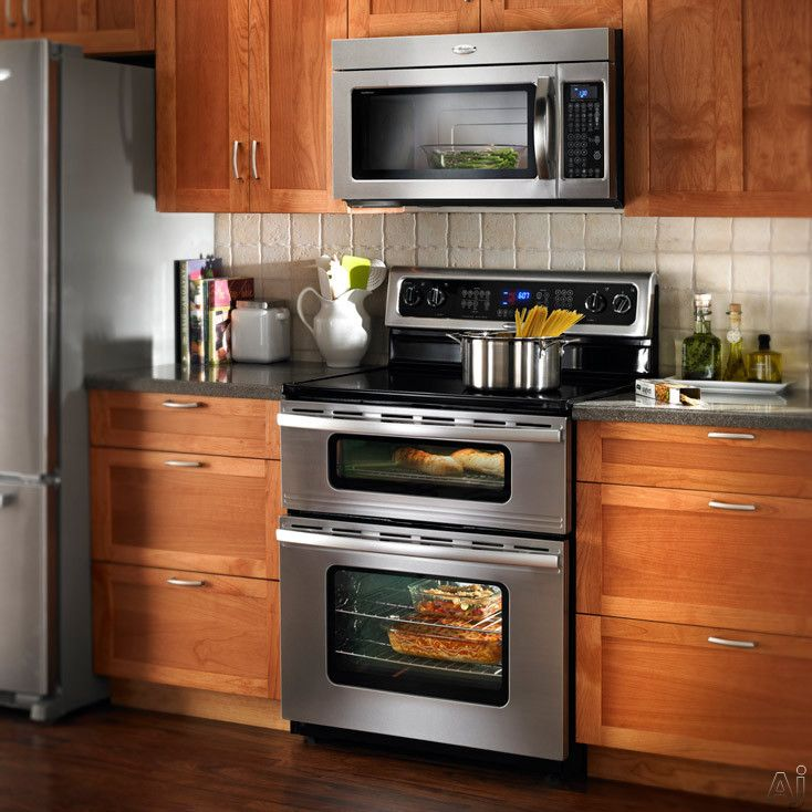 Over The Range Microwave With Watts Four Sd Cfm Hood Suremist Steamer And Timesavor Plus True Convection Cooking System