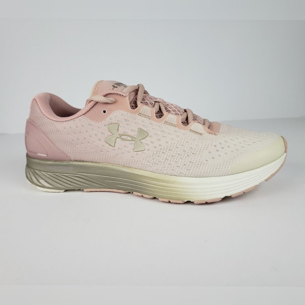 New Under Armour Women s Charged Bandit 4 Running Shoes Size 10 Pink Rose   fashion  clothing  shoes  accessories  womensshoes  athleticshoes (ebay  link) e75059882
