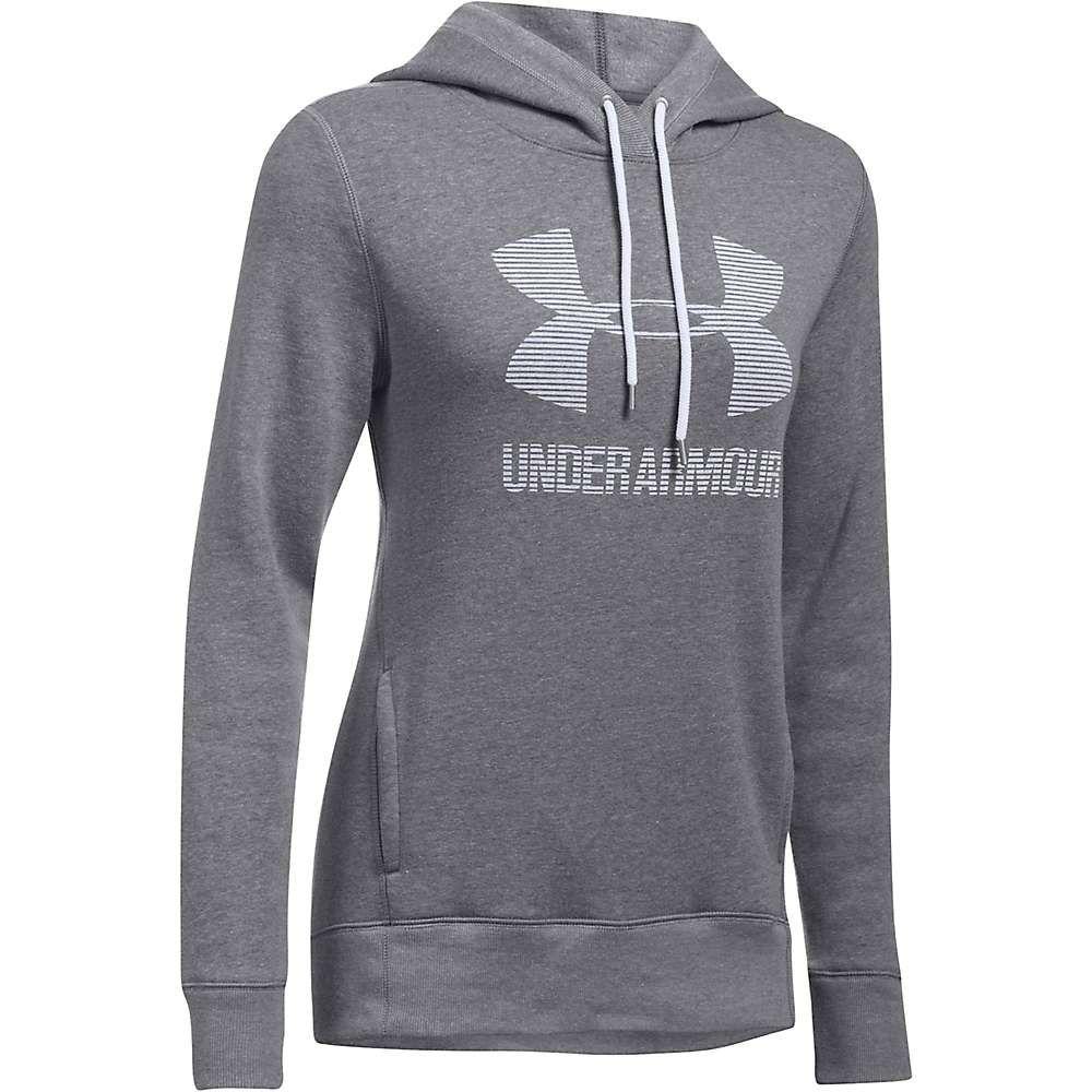 New Under Armour Women/'s S Cincinnati Bearcats Rival Fleece Hoodie Grey $50
