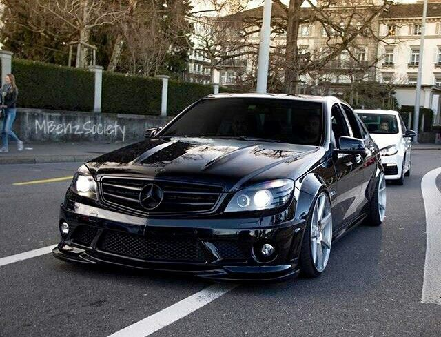 Mercedes C63 Amg W204 With Images Mercedes C63 Amg Mercedes