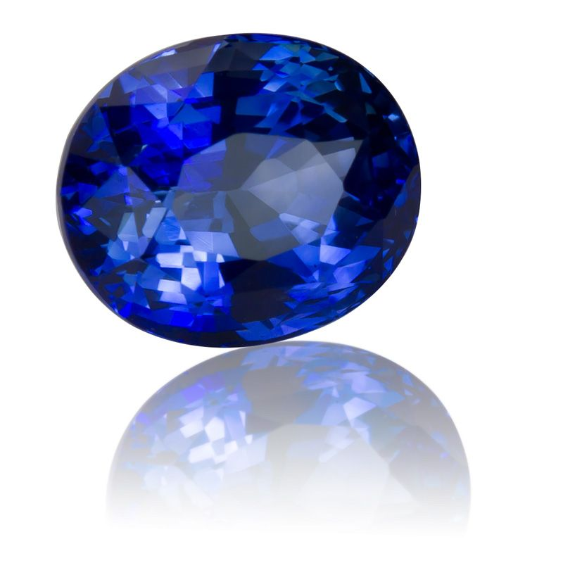 sold blue kashmir gemstone ct royal swiss sapphire unheat natural certi gems