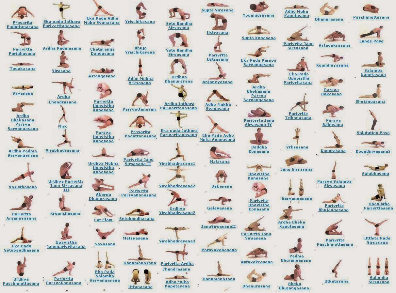 asanas yoga integral - Buscar con Google   yoga   Pinterest ...