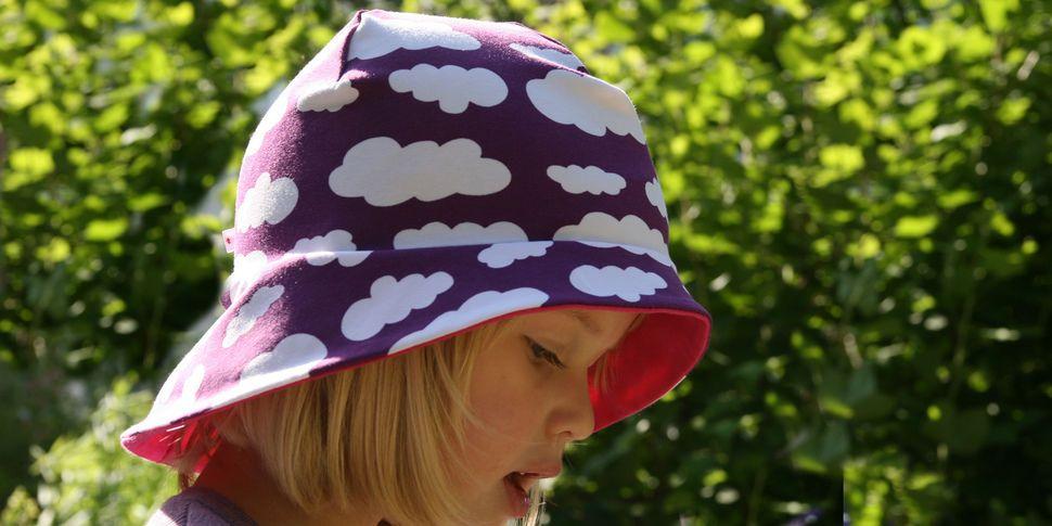 LILLI - Jerseyhut 5 Größen   Sommerhut kinder, Hut