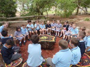 australian aboriginal yarning circle garden - Google ...