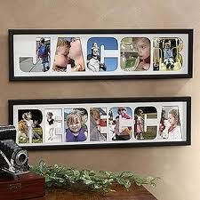 collage frames for baby - Google Search