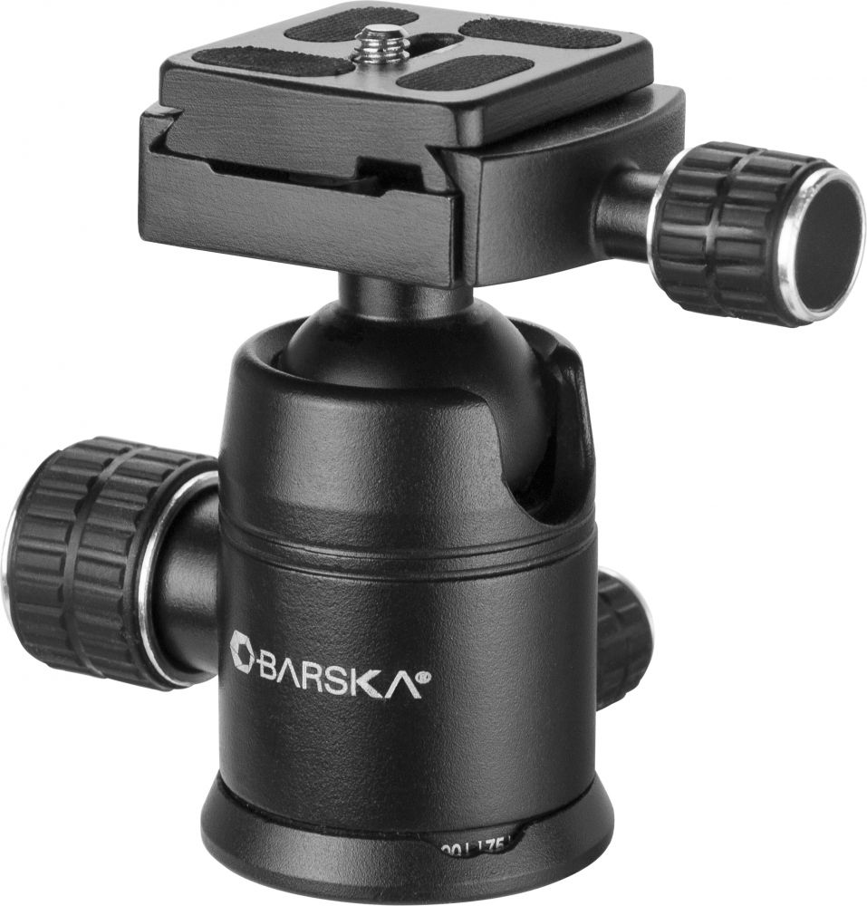 BARSKA Advanced Tripod Black