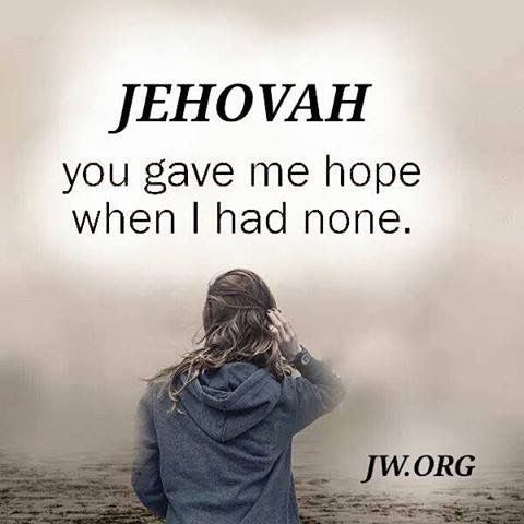 So true and can be for you too. JW.org has inspirational video,article,books to find your answers to your Bible questions in 800+ languages