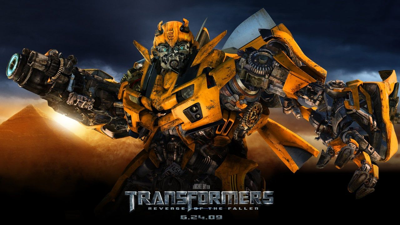 The Sound Design Of Transformers 2 Revenge Fallen