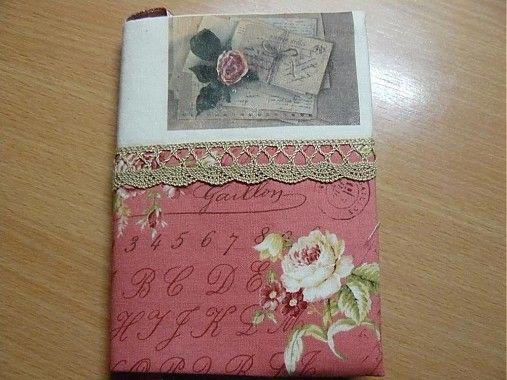 prothea / zápisník s ružou