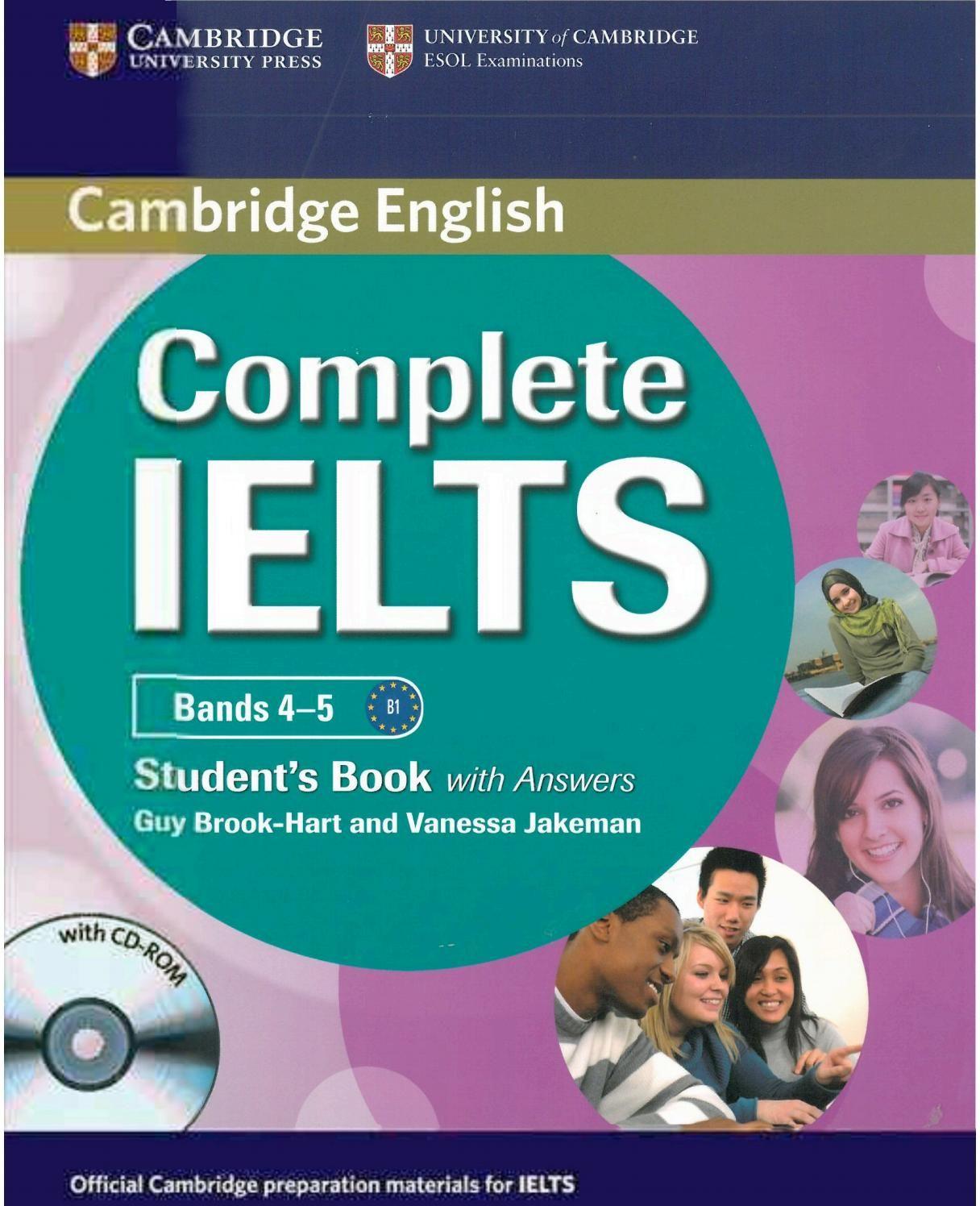 Complete Ielts Student S Book Bands 4 5 Teacher Books Ielts Cambridge English