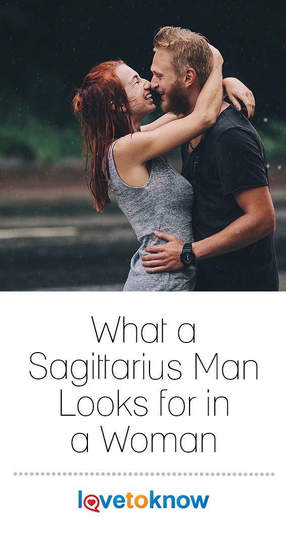 What a Sagittarius Man Looks for in a Woman | LoveToKnow